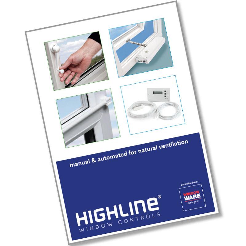 Highline Window Controls Literature