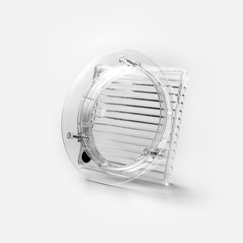 Glass-fitting Ventilators