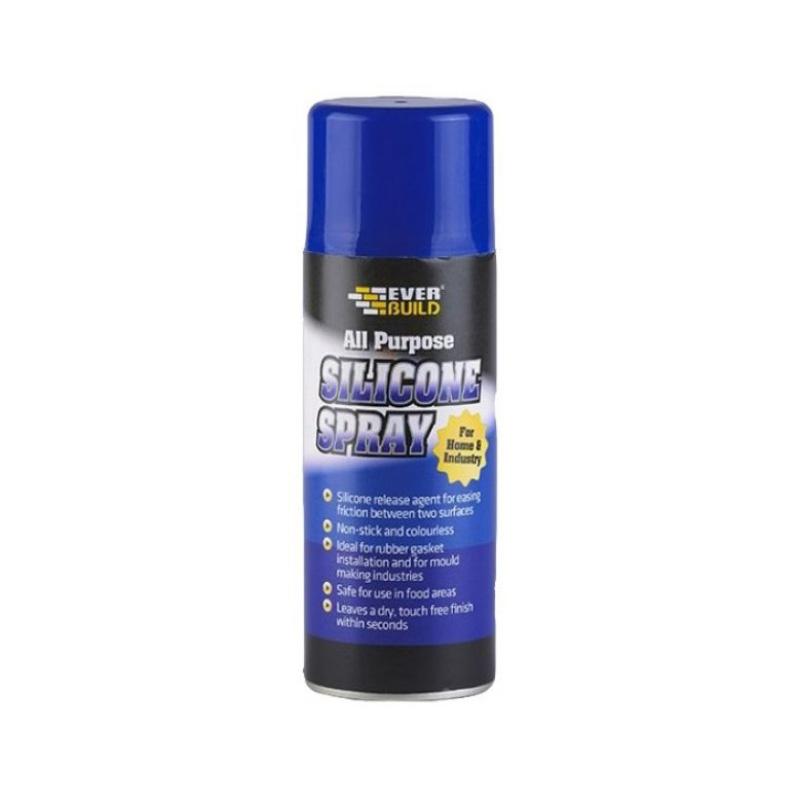 Silicone Sprays & Lubricants