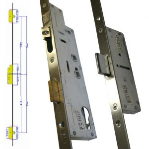 Fullex Crime Beater Composite Door Locks