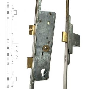 Fullex SL16 - 3 Dead Bolt Composite Door Locks
