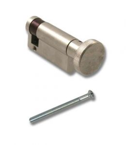 Iseo 5 Pin Half Thumb Turn Cylinder