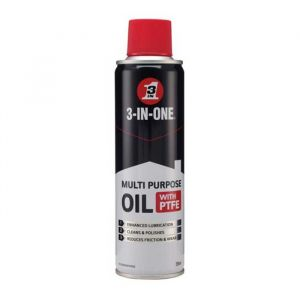 3-in-One PTFE Spray Lubricant