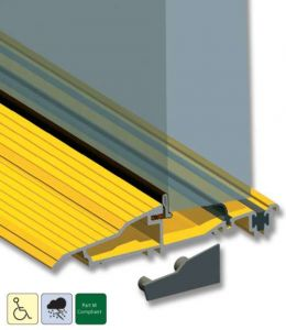 Stormguard Proline AM3EX Low Threshold Sill for Inward Opening Doors