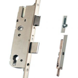 GU Ferco Secury Europa 2 Roller, Fixed Bottom Shootbolt Door Locks
