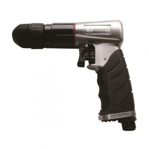 "Xpert Reversible 3/8"" Keyless Chuck Air Drill"