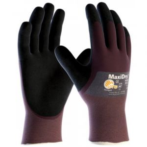 ATG MaxiFlex Dry Oil-resistant Safety Gloves