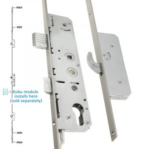 Kubu Set-for-Smart Multipoint Door Locks