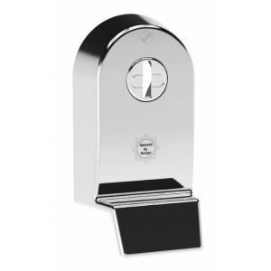 Mila Supa™ Stainless Steel Secure Pull Escutcheon