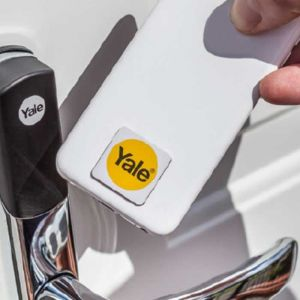 Yale Conexis® L1 Smart Door Lock Phone Tags