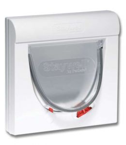Staywell 4-Way Locking Magnetic Classic Pet Flap