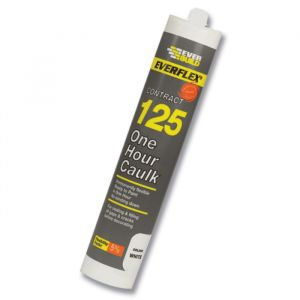 Everbuild 125 One Hour Caulk Sealant