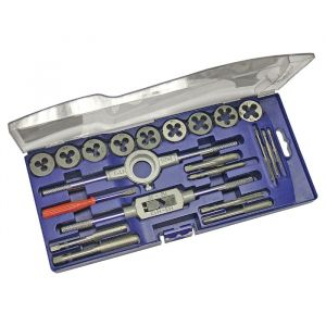 Faithfull Tap & Die Set