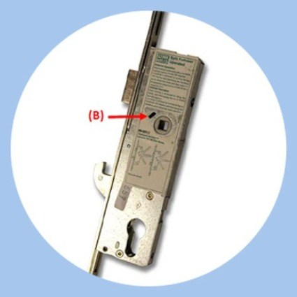 How to Reverse the Latch on Winkhaus Multipoint Door Locks