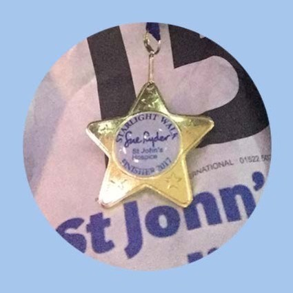 Window Ware steps out for the Starlight walk 2017