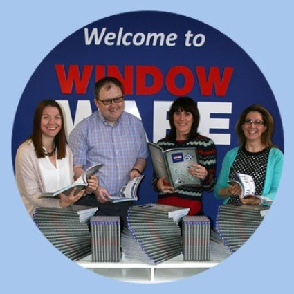 Meet the team behind Window Ware's 30th anniversary catalogue