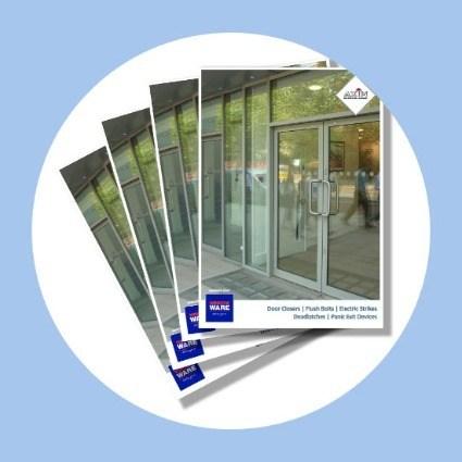 Commercial door hardware ebrochure