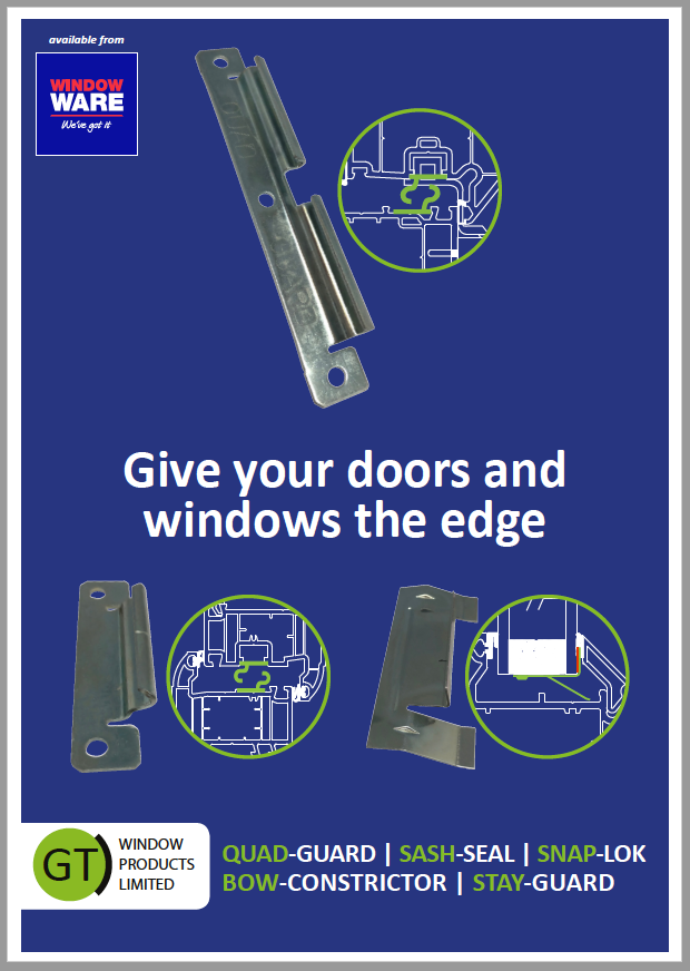 GT Window Products - Give your doors and windows the edge