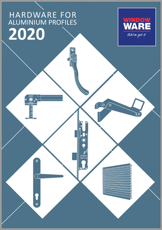 Hardware for Aluminum Profile Systems - 2020