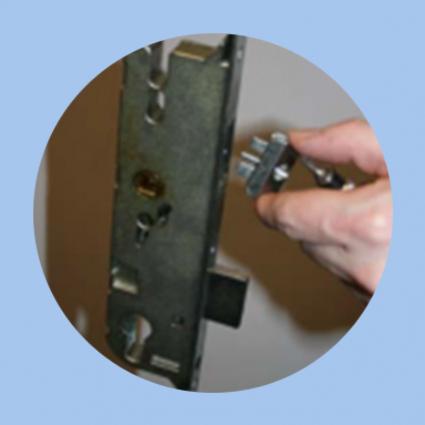 how to rehand a gu lock