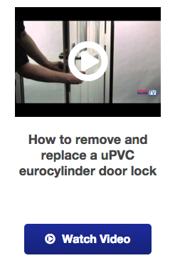 View our eurocylinder how to video guide