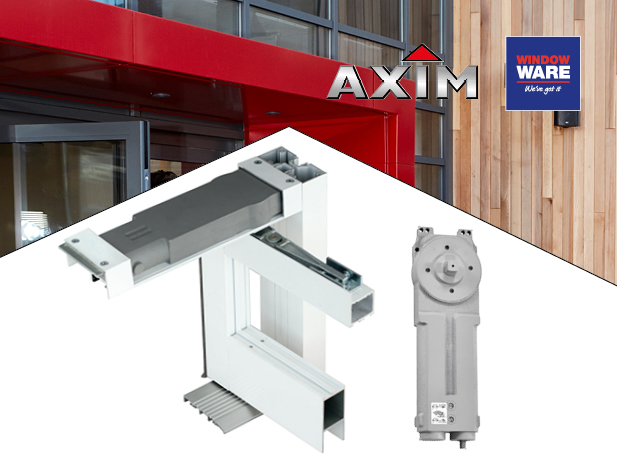 Axim available at Window Ware news