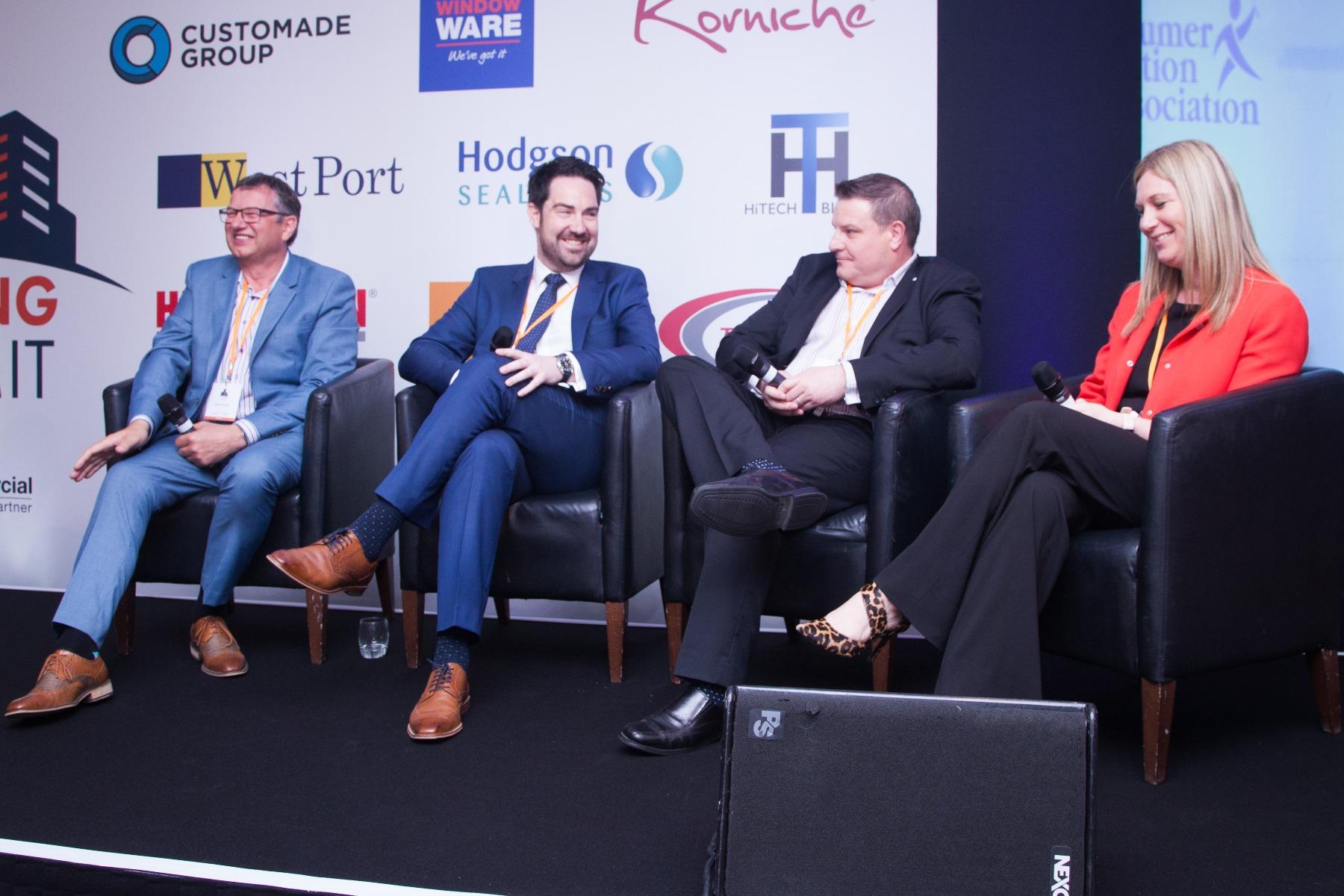 Sam Nuckey at the Glazing Summit 2019
