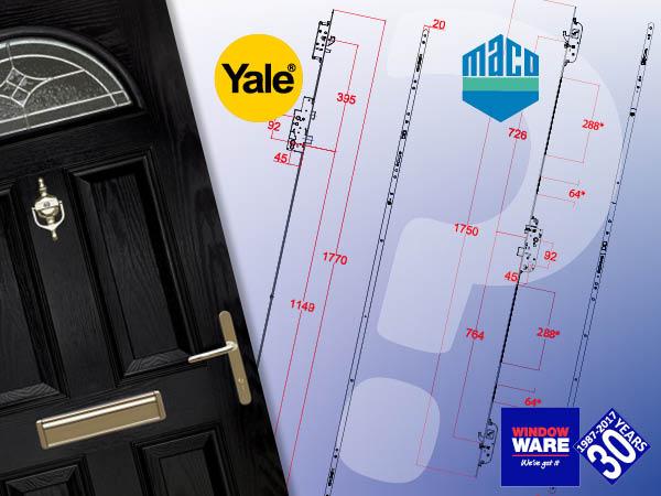 Composite Doorlock